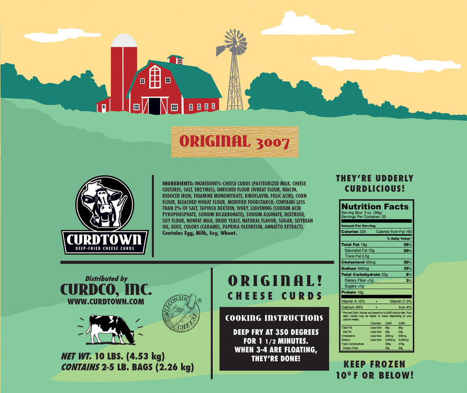 Curdtown Cheese Curds Homepage